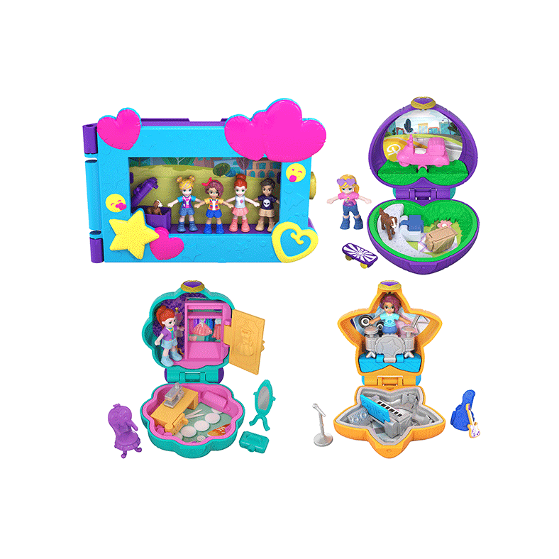 Cool Products - Polly Pocket